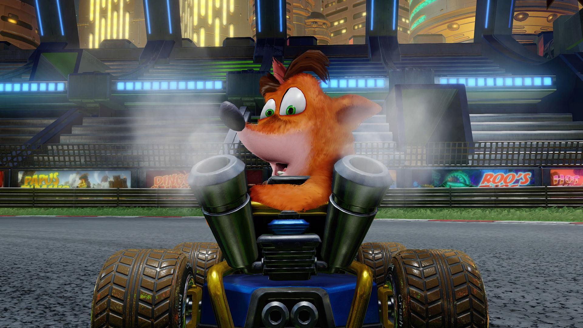 Crash Team Racing | Home