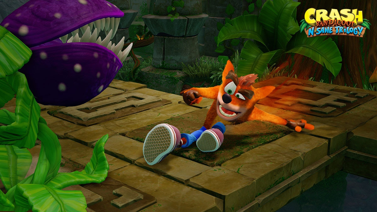 Sane Trilogy Gameplay Videos Offer a Look at Crash 3